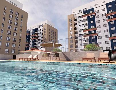 Gamificação - Jardim dos Ipês - Apartamento