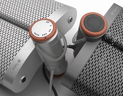 TERM-V / floor heater