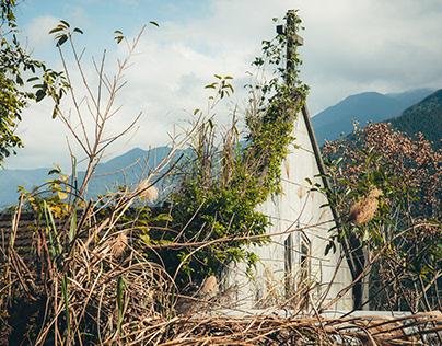 Ruins 12 / abandoned / Abandoned church
