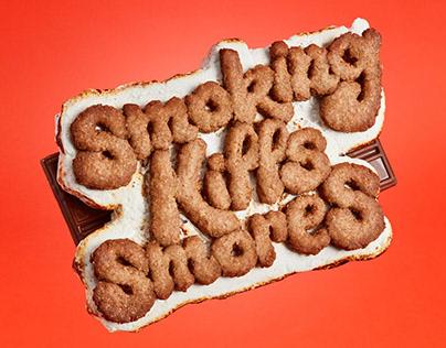 Anti-Tobacco Food Type Campaign | Danielle Evans
