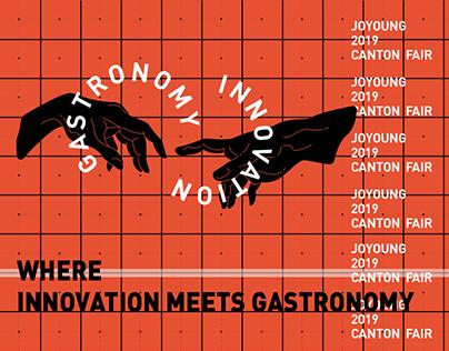JOYOUNG 2019 Canton Fair Motion Design