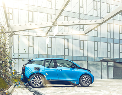 BMW I3 | PHOTOGRAPHY & RETOUCH
