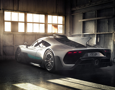 Mercedes-AMG Project One for Esquire