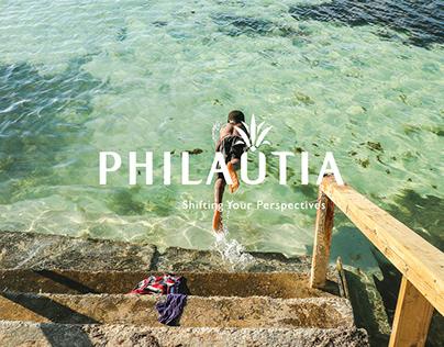 Philautia Logo Identity