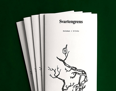 Svartengrens / Visual Identity
