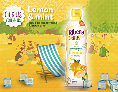 CITR'us, a new refreshing drink