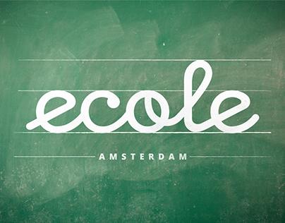ecole | Identity