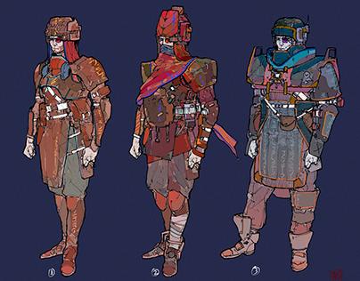 Troopers