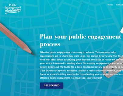 Public Engagement Roadmap