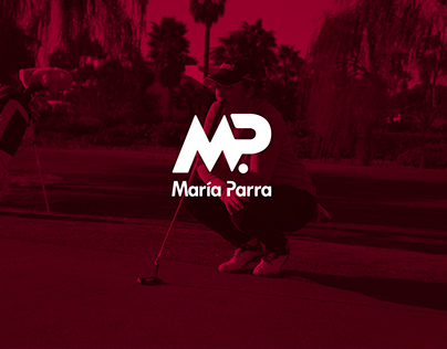 María Parra. Profesional Golf Player