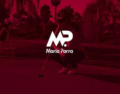 María Parra. Profesional Golf Player