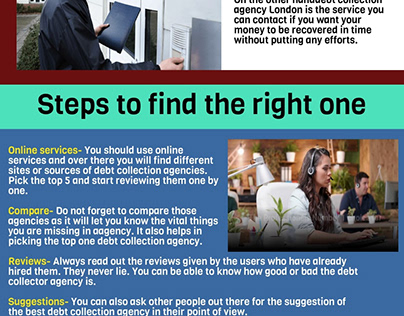 Debt Collection Agency London