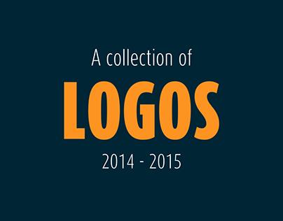 A Collection of Logos // 2014-2015