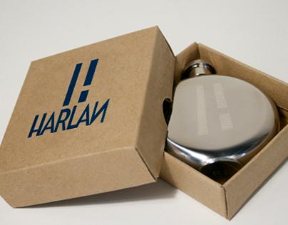 Brand Identity: HARLAN