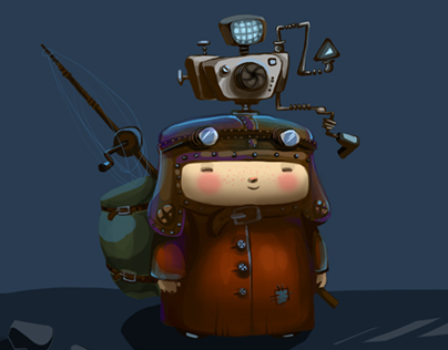 Game Character Concepts