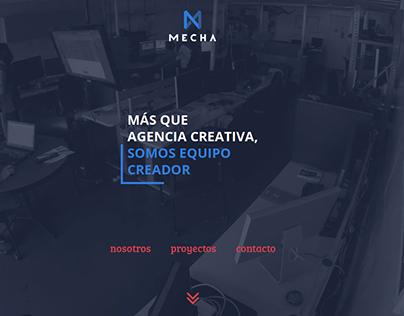MECHA.pro portfolio