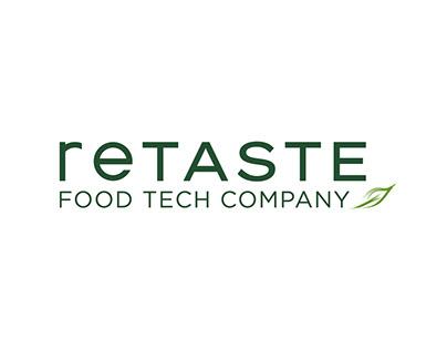 reTASTE Logo Design