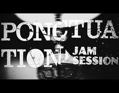 Poncutation Jam session.
