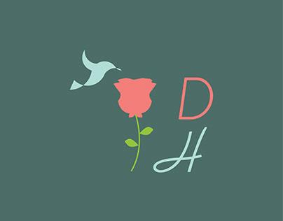 Logo - Danielle Hasegawa - Hipnoterapeura