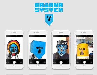 Baianasystem facebook app - Objetos 3D