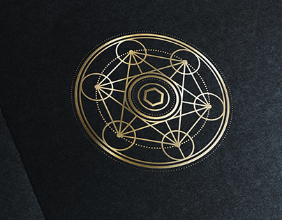 Abstract Sacred Geometry