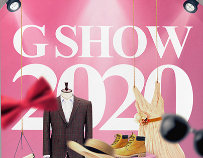 (G show 2020) poster