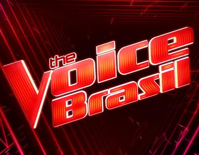 GLOBO - THE VOICE BRASIL 2018