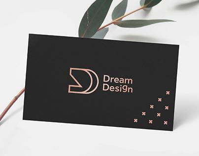 DreamDesign - logo & website