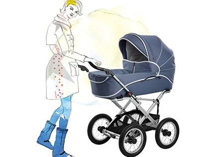 Magazine PREGNANT / Magasinet GRAVID