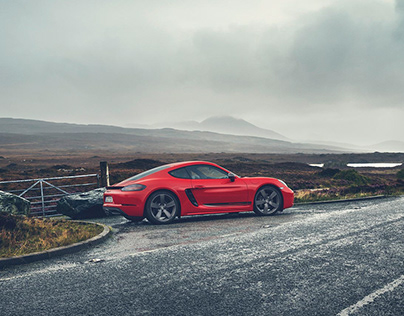Porsche 718T
