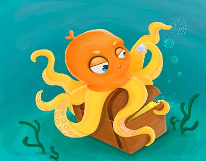O ladrão de mares: Jorge
