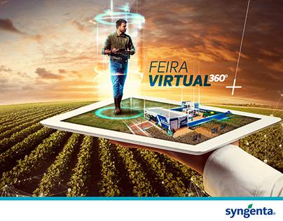Agro - Feira Virtual 360° Syngenta