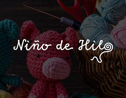 Niño de Hilo (Thread Kid) Crochet Store