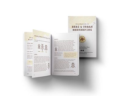 Two Hives Honey - brand development, web & print design