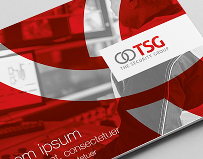 TSG Brochure Design