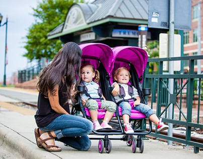 How to Fix Double Strollers for Infant and Toddlers Com