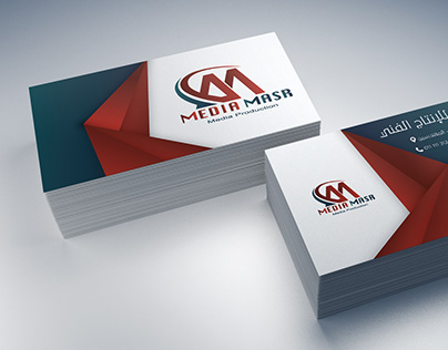 MEDIA MASR Business Card