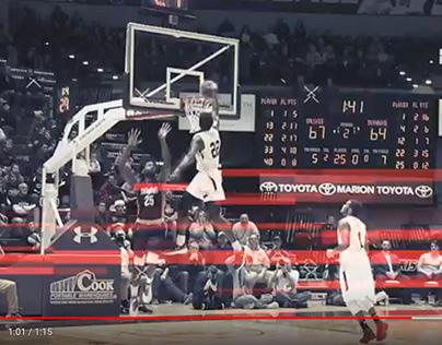 2016 SIU Salukis Basketball vs Wichita State Hype Video