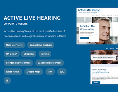 Active Live Hearing