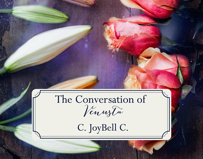 Book Cover Image   The Conversation of Venusta