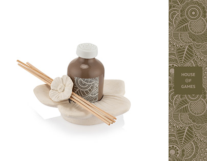 House Of Game Collection Scented Stone, Diffuser
