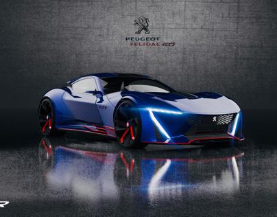 Peugeot Felidae GTi