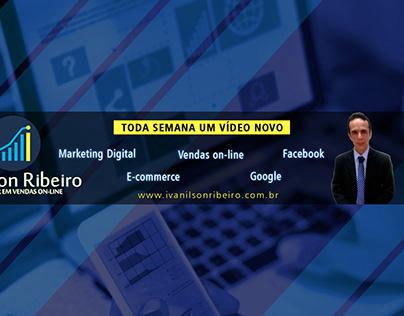 Capa YouTube - Ivanilson Ribeiro