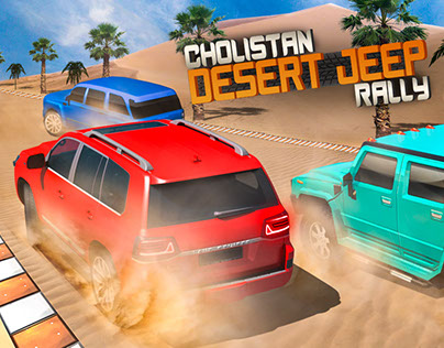 Cholistan Desert Jeep Rally (Screenshots)