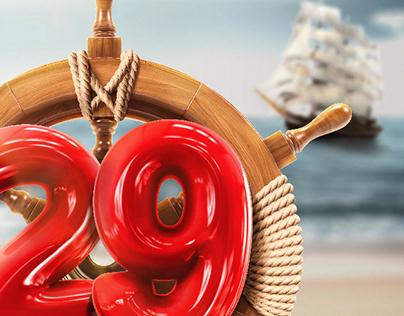 29 Años Navegando