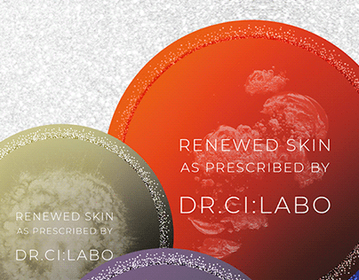 Dr. Ci: Labo | Visual Redesign