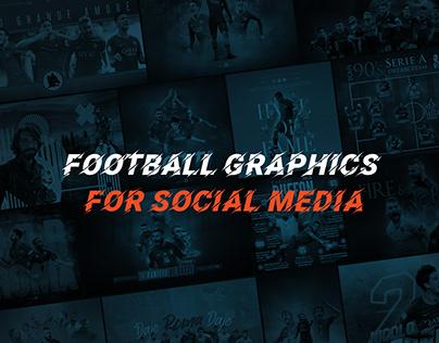 Football Graphics for Social Media