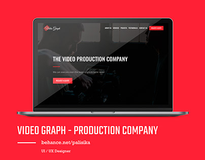 VIDEO GRAPH - PRODUCTION COMPANY