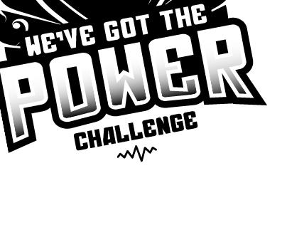 We've got the power challenge