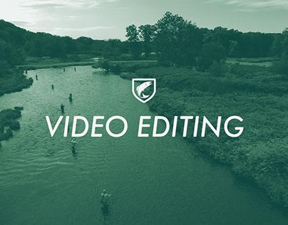 Douglas Outdoors Video Editing